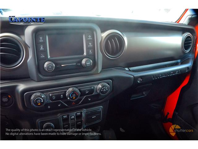 2018 Jeep Wrangler Unlimited Sport (Stk: 18287) in Pembroke - Image 13 of 20
