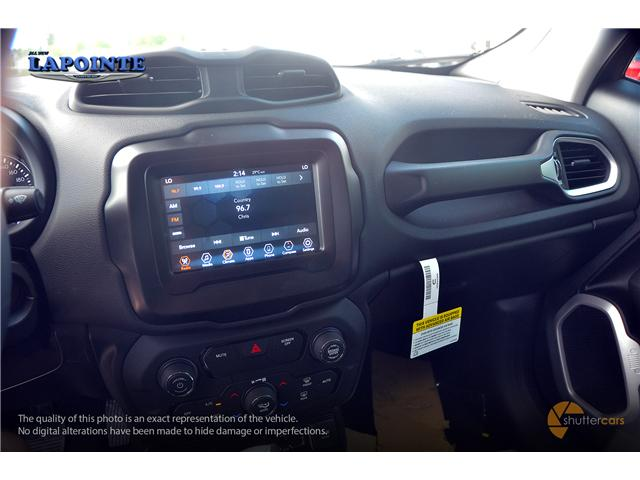 2018 Jeep Renegade North (Stk: 18290) in Pembroke - Image 13 of 20