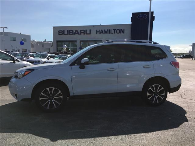 2018 Subaru Forester 2.0XT Touring (Stk: S6416) in Hamilton - Image 1 of 12