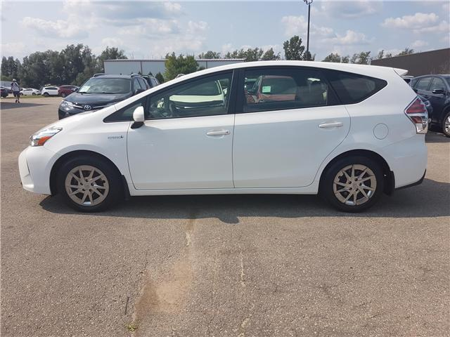 2015 Toyota Prius v Base (Stk: U00954) in Guelph - Image 2 of 25