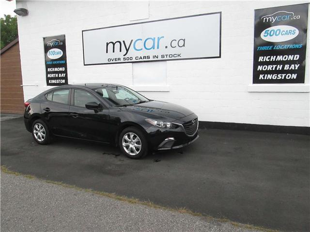 2015 Mazda Mazda3 GX (Stk: 181051) in Richmond - Image 2 of 13