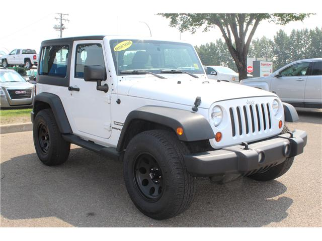 2011 Jeep Wrangler Sport (Stk: 167142) in Medicine Hat - Image 1 of 20