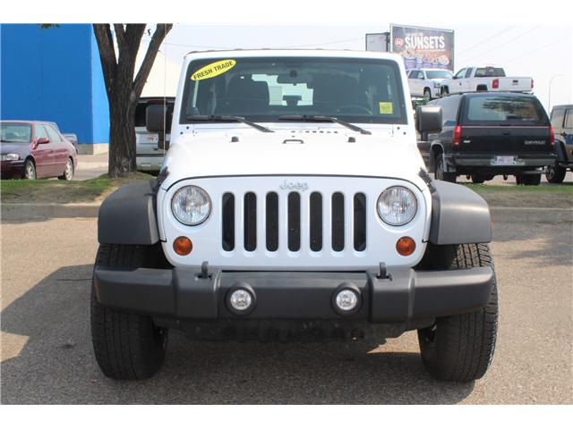 2011 Jeep Wrangler Sport (Stk: 167142) in Medicine Hat - Image 2 of 20