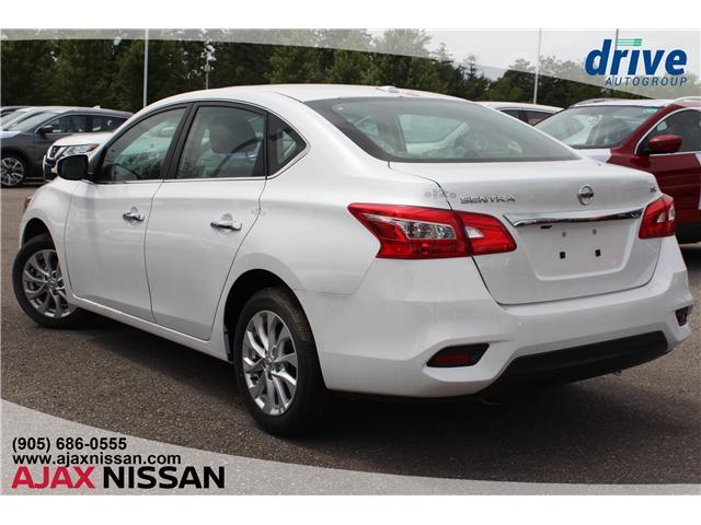 2018 Nissan Sentra 1.8 SV (Stk: T164) in Ajax - Image 6 of 29
