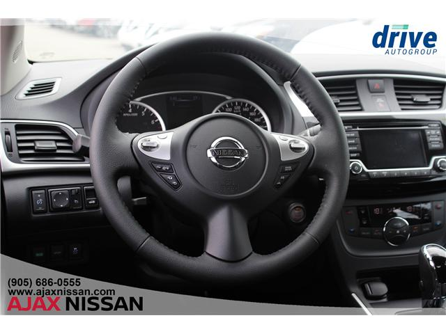 2018 Nissan Sentra 1.8 SV (Stk: T164) in Ajax - Image 12 of 29
