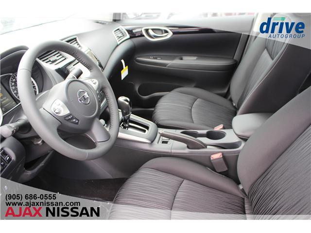 2018 Nissan Sentra 1.8 SV (Stk: T164) in Ajax - Image 11 of 29