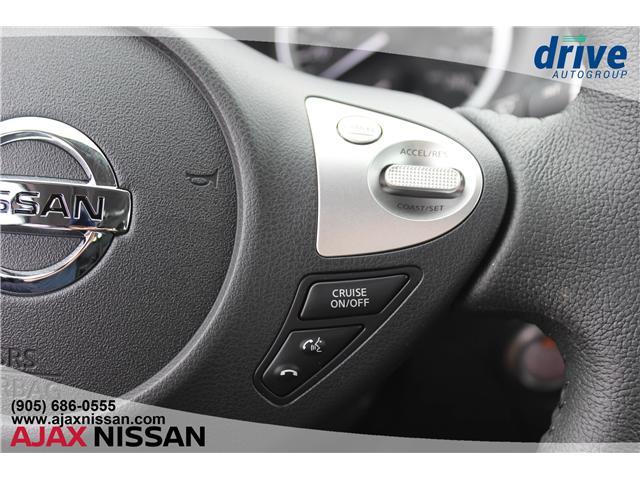 2018 Nissan Sentra 1.8 SV (Stk: T164) in Ajax - Image 19 of 29