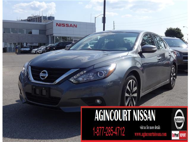 2018 Nissan Altima 2.5 SL Tech (Stk: U12199) in Scarborough - Image 1 of 21