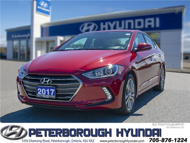 2017 Hyundai Elantra Limited (Stk: H11750A) in Peterborough - Image 1 of 23