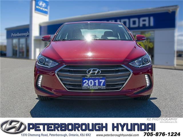 2017 Hyundai Elantra Limited (Stk: H11750A) in Peterborough - Image 2 of 23