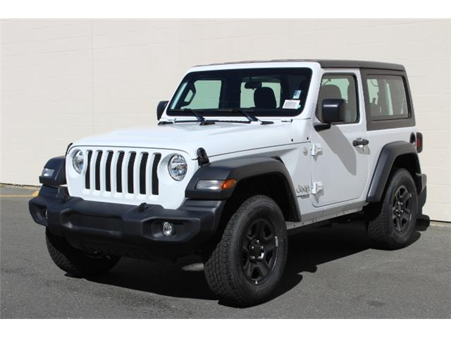 2018 Jeep Wrangler Sport (Stk: W171454) in Courtenay - Image 2 of 30