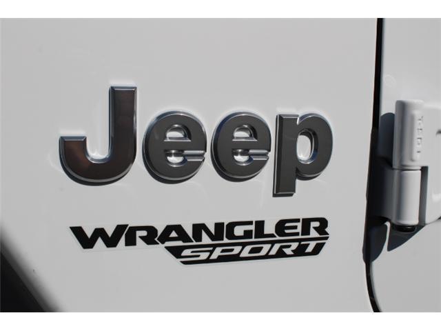 2018 Jeep Wrangler Sport (Stk: W171454) in Courtenay - Image 23 of 30