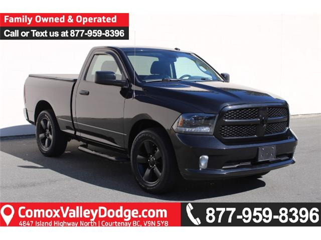 2015 RAM 1500 ST (Stk: G210023A) in Courtenay - Image 1 of 28