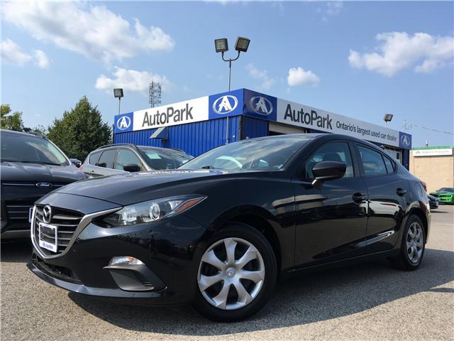 2014 Mazda Mazda3 GX-SKY (Stk: 14-01010) in Georgetown - Image 1 of 21