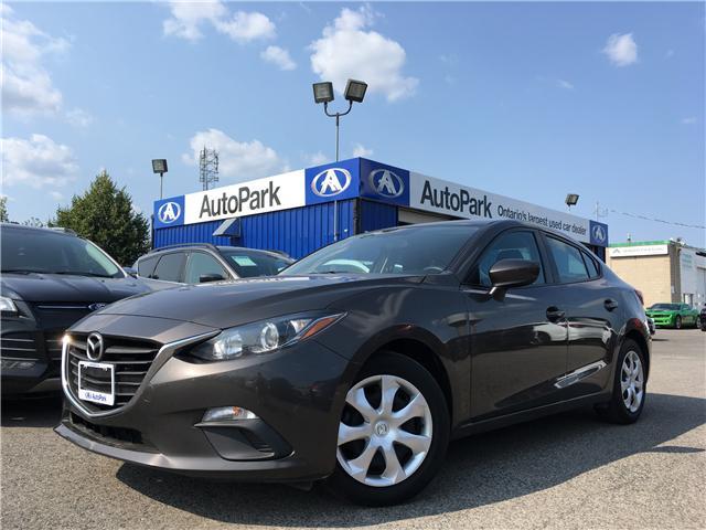 2016 Mazda Mazda3 GX (Stk: 16-01500) in Georgetown - Image 1 of 23
