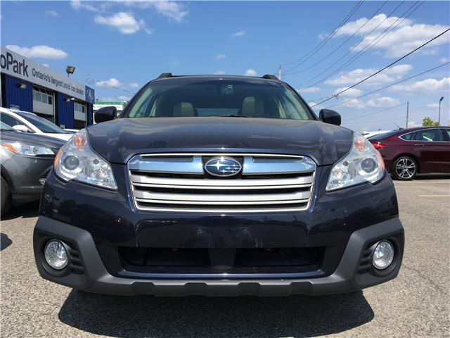 2014 Subaru Outback 2.5i Limited Package (Stk: 14-57581) in Georgetown - Image 2 of 28