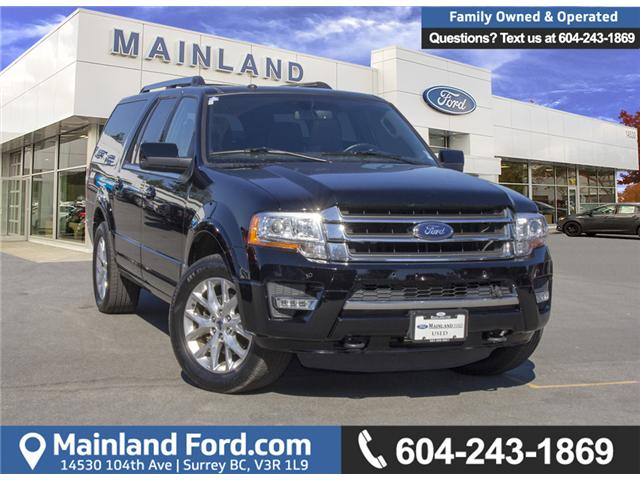 2017 Ford Expedition Max Limited (Stk: P7280) in Surrey - Image 1 of 28