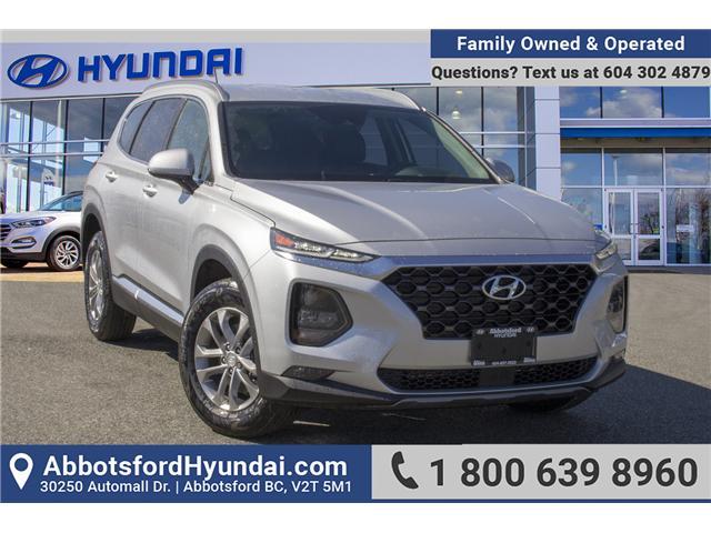 2019 Hyundai Santa Fe ESSENTIAL (Stk: KF008290) in Abbotsford - Image 1 of 26
