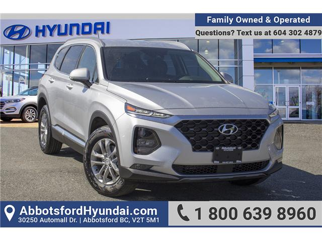 2019 Hyundai Santa Fe ESSENTIAL (Stk: KF008297) in Abbotsford - Image 1 of 25