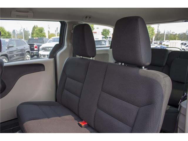 2018 Dodge Grand Caravan CVP/SXT (Stk: J348861) in Abbotsford - Image 12 of 24