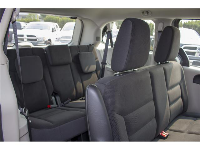 2018 Dodge Grand Caravan CVP/SXT (Stk: J348861) in Abbotsford - Image 15 of 24