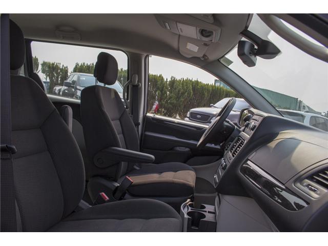 2018 Dodge Grand Caravan CVP/SXT (Stk: J348861) in Abbotsford - Image 17 of 24