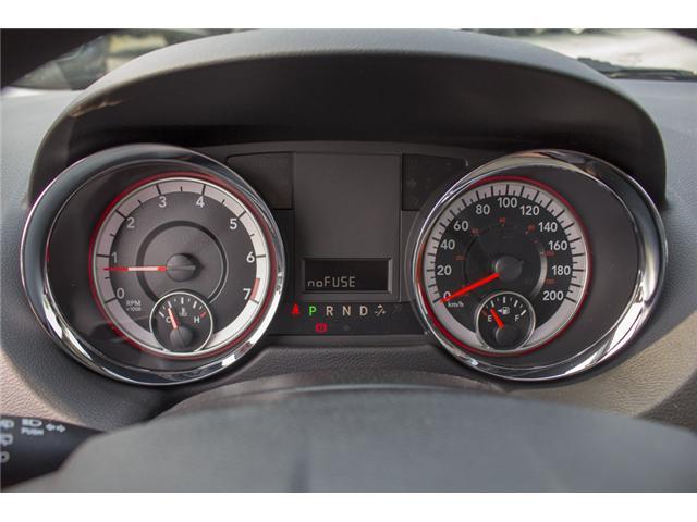 2018 Dodge Grand Caravan CVP/SXT (Stk: J348861) in Abbotsford - Image 20 of 24