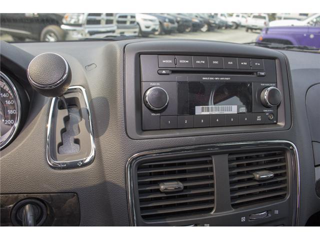 2018 Dodge Grand Caravan CVP/SXT (Stk: J348861) in Abbotsford - Image 21 of 24