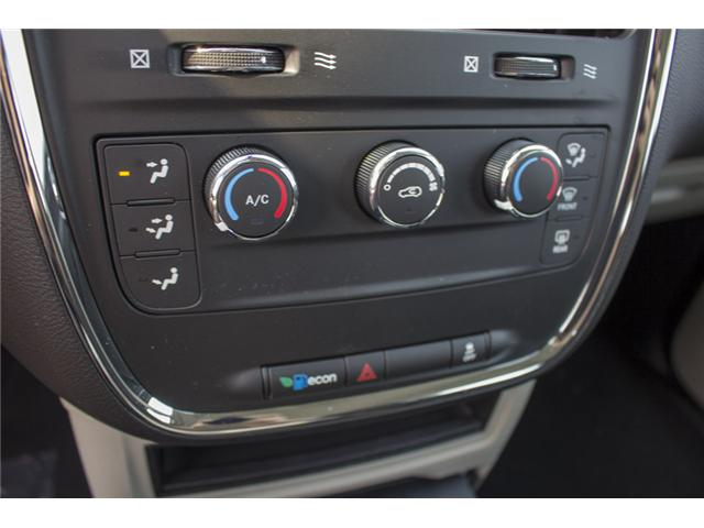 2018 Dodge Grand Caravan CVP/SXT (Stk: J348861) in Abbotsford - Image 22 of 24