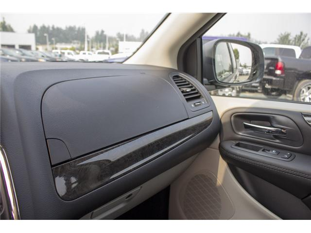 2018 Dodge Grand Caravan CVP/SXT (Stk: J348861) in Abbotsford - Image 23 of 24