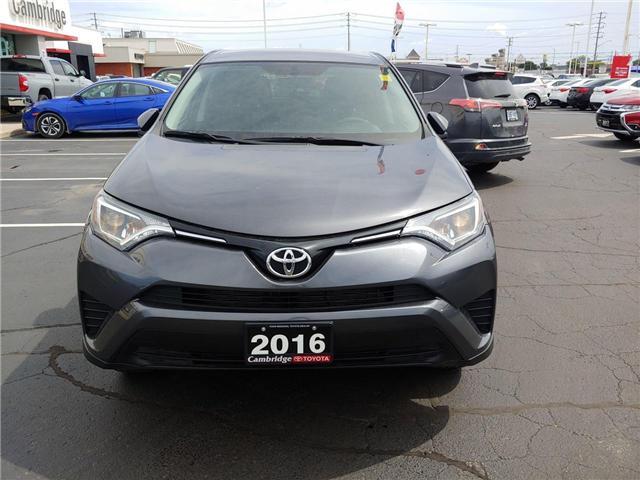 2016 Toyota RAV4  (Stk: 1809181) in Cambridge - Image 3 of 13