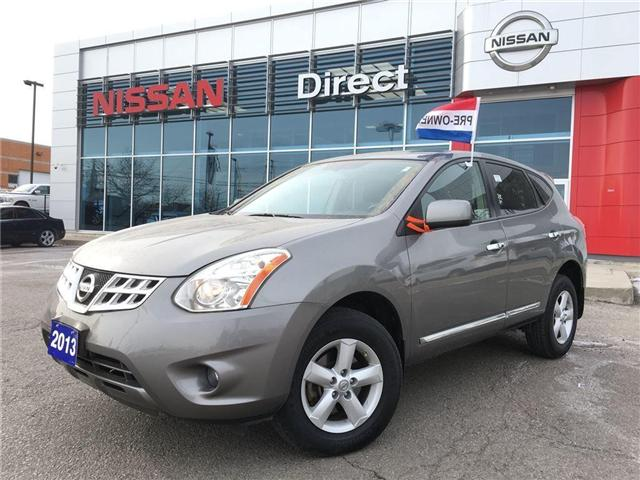 2013 Nissan Rogue Special Edition - AS IS* (Stk: P0487) in Mississauga - Image 1 of 16