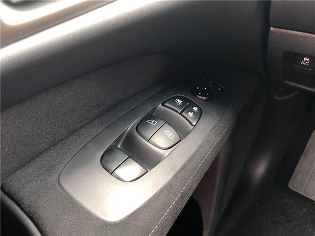 2016 Nissan Pathfinder SV. HEATED SEATS, BACK CAMERA, ALLOY WHEELS (Stk: N1967) in Mississauga - Image 17 of 23