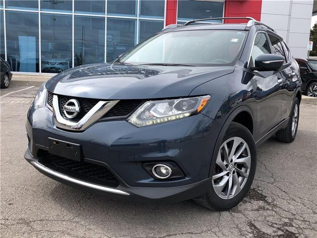 2015 Nissan Rogue SL. NAVI, BACK CAMERA, SUNROOF, NO ACCIDENT (Stk: P0553) in Mississauga - Image 2 of 17
