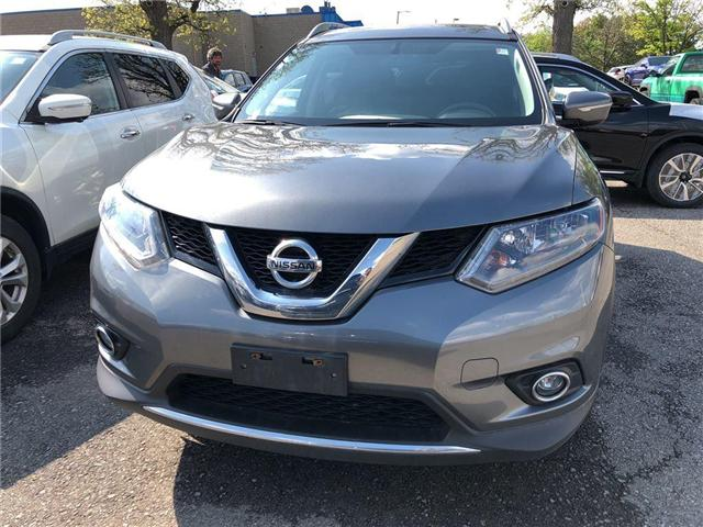 2014 Nissan Rogue SV AWD | CLEAN CARPROOF | CPO WARRANTY (Stk: P0563) in Mississauga - Image 2 of 6