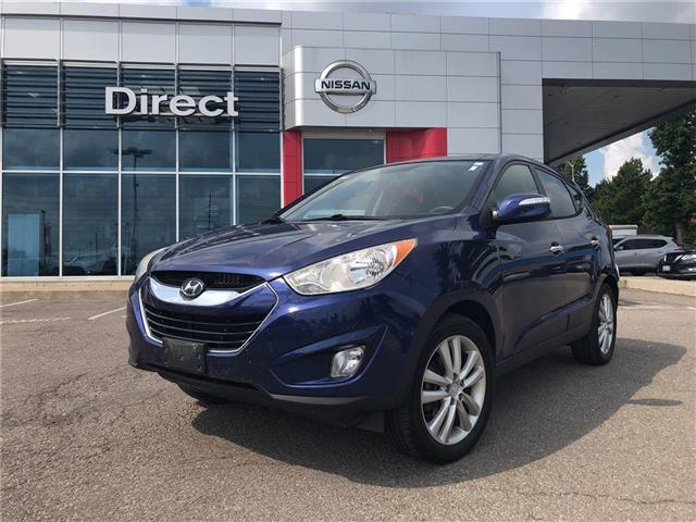 2010 Hyundai Tucson AWD | NO ACCIDENTS | CERTIFIED (Stk: N2919A) in Mississauga - Image 1 of 23
