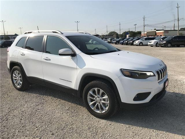 2019 Jeep Cherokee North (Stk: 1956) in Windsor - Image 1 of 11