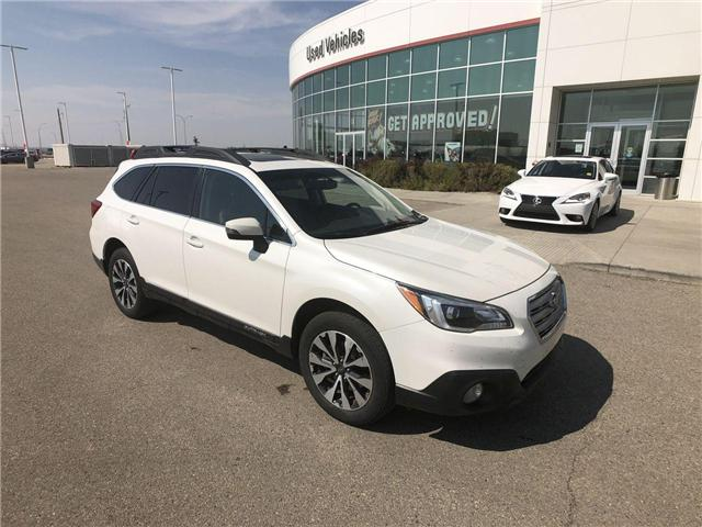 2016 Subaru Outback  (Stk: 2801481A) in Calgary - Image 1 of 17