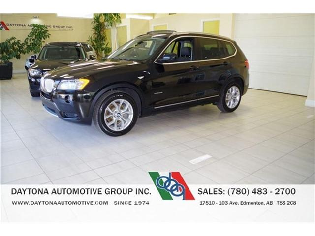 2014 BMW X3 28i XDRIVE ALL WHEEL DRIVE (Stk: 1313) in Edmonton - Image 1 of 21