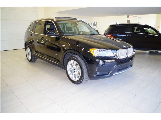 2014 BMW X3 28i XDRIVE ALL WHEEL DRIVE (Stk: 1313) in Edmonton - Image 2 of 21