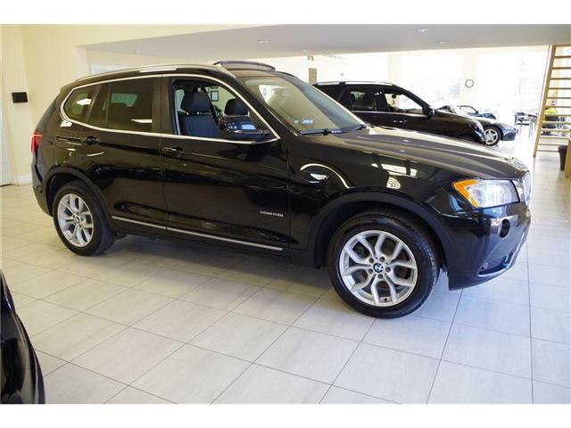 2014 BMW X3 28i XDRIVE ALL WHEEL DRIVE (Stk: 1313) in Edmonton - Image 4 of 21