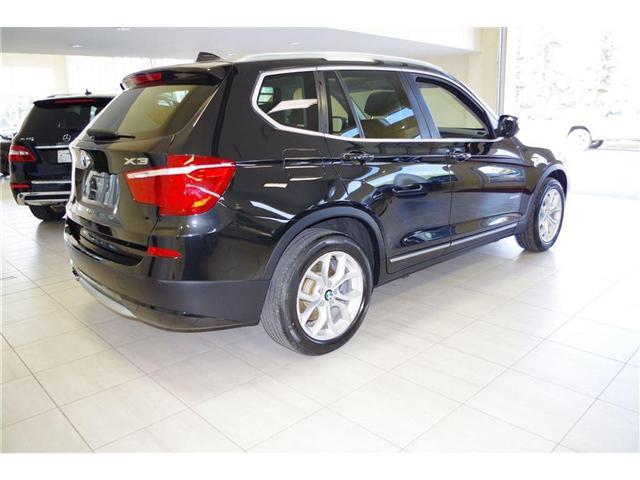 2014 BMW X3 28i XDRIVE ALL WHEEL DRIVE (Stk: 1313) in Edmonton - Image 8 of 21