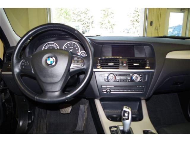 2014 BMW X3 28i XDRIVE ALL WHEEL DRIVE (Stk: 1313) in Edmonton - Image 20 of 21