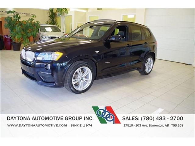 2014 BMW X3 28i X-DRIVE M SPORT LOADED (Stk: 7864) in Edmonton - Image 1 of 15