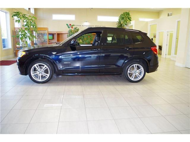 2014 BMW X3 28i X-DRIVE M SPORT LOADED (Stk: 7864) in Edmonton - Image 2 of 15