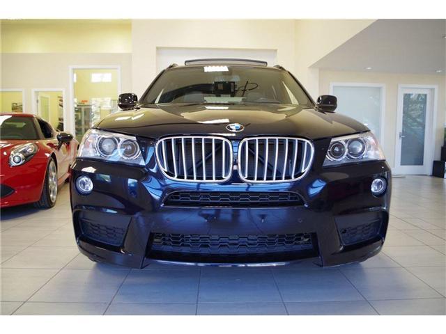 2014 BMW X3 28i X-DRIVE M SPORT LOADED (Stk: 7864) in Edmonton - Image 4 of 15
