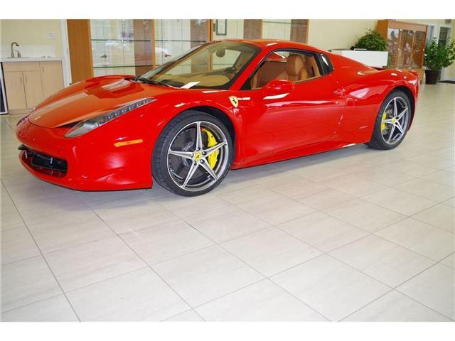 2015 Ferrari 458 Spider LOCAL 1 OWNER NO ACCIDENTS (Stk: 5537) in Edmonton - Image 2 of 15
