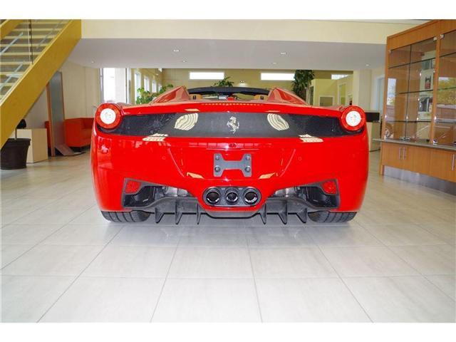 2015 Ferrari 458 Spider LOCAL 1 OWNER NO ACCIDENTS (Stk: 5537) in Edmonton - Image 7 of 15