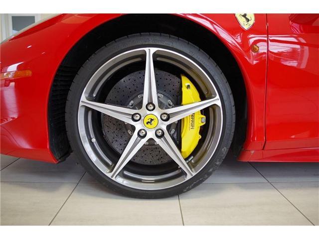 2015 Ferrari 458 Spider LOCAL 1 OWNER NO ACCIDENTS (Stk: 5537) in Edmonton - Image 8 of 15