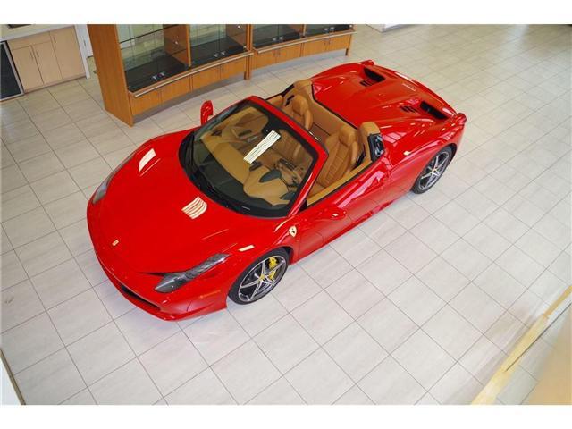 2015 Ferrari 458 Spider LOCAL 1 OWNER NO ACCIDENTS (Stk: 5537) in Edmonton - Image 13 of 15
